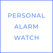 Personal Alarm Watch Logo