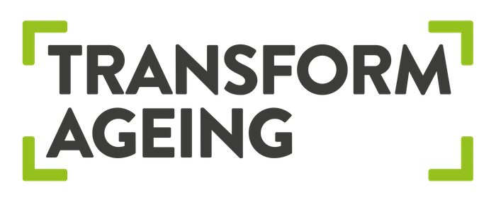 Transform ageing logo for the program that supported the team to develop the best personal alarm.